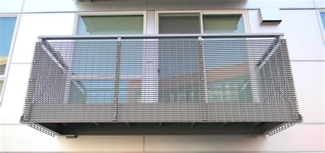 images balconies with perforated metal   Google Search