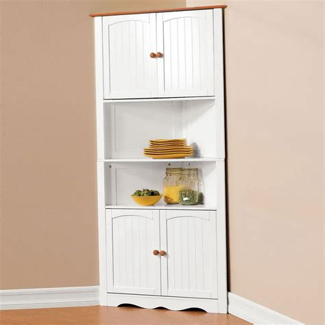 White Kitchen Pantry Cabinet Axiomseducation Com Kitchen Pantry Cabinet White