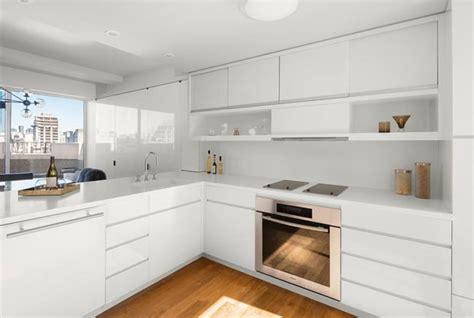cuisine toute blanche cuisine moderne toute blanche