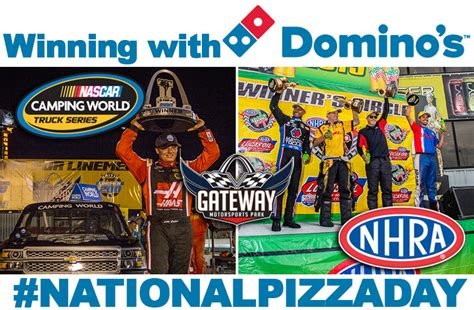 dominos opening times new year s day gateway announces 3 year partnership with dominos pizza