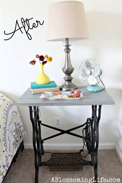 sewing machine table ideas repurposed sewing table ideas sewing table makeovers