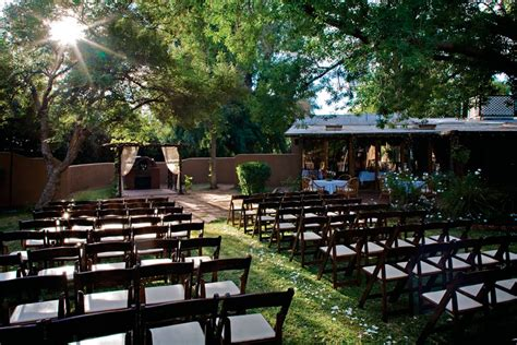 backyard wedding venue az outdoor furniture design and ideas
