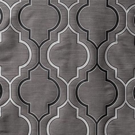 grey pattern curtain fabric 17 best images about designer gray window treatments on