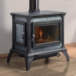 hearthstone s quot heritage quot soapstone wood stove shown with