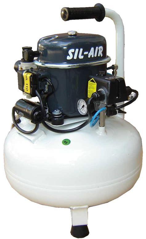 silentaire sil air 50 24 ultra compressor