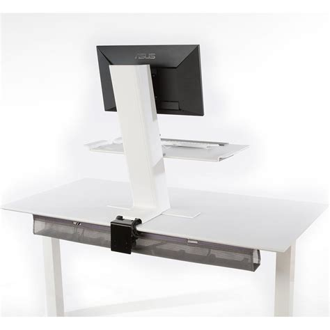 humanscale sit stand desk humanscale quickstand single sit stand workstation
