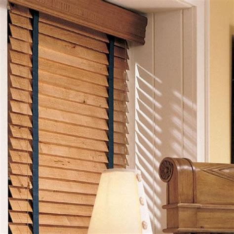 Wooden Blinds 2 Quot Premium Wood Blind Midnight Blue Oak And Boys