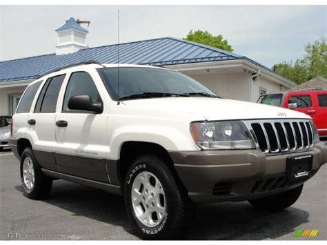 2003 white jeep grand laredo 4x4 49245107 gtcarlot car color galleries