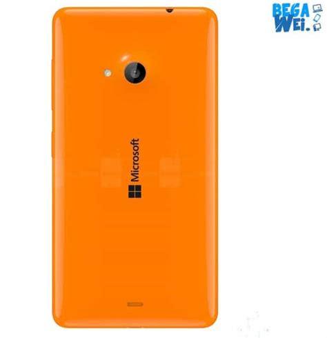 spesifikasi dan harga microsoft lumia 535 dual begawei
