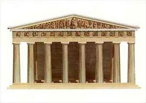 Greek Temple Floor Plan by Fibonacci Numbers And The Golden Section In Art
