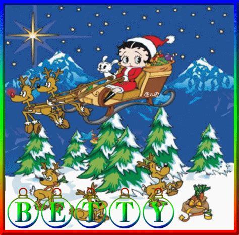 imagenes navidad betty boop imagenes de navidad con brillo imagui