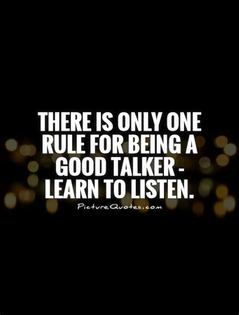 learn about one at a learn to listen quotes quotesgram