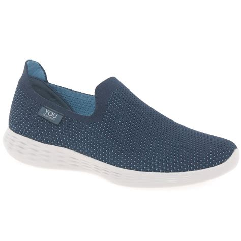 Skechers You Beginning by Skechers You Define Womens Casual Sports Shoes Charles