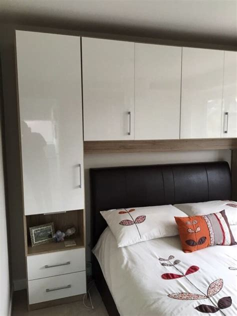 double wardrobe   bed storage units excellent