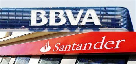banco santander cuentas online el santander y bbva impulsan sus bancos online ganan
