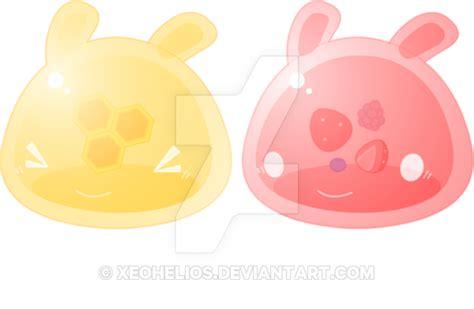 Jelly Bunny Sepatu 1 jelly bunny adoptables closed by xeohelios on deviantart