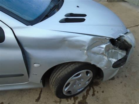 Used 2003 Peugeot 206 For Sale At Online Auction Raw2k