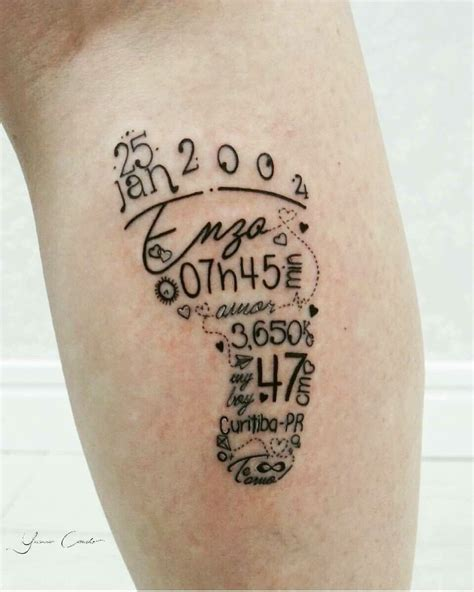 tattoo ideas baby names most def getting this when i have a child sooo so cute