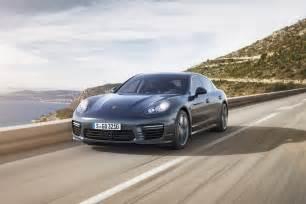 2015 Porsche Panamera Turbo S Porsche Panamera Turbo S 233 E 2015