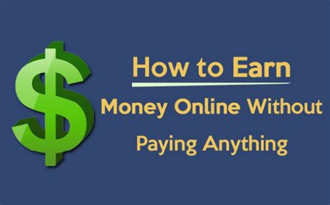 Make Money Without Money Online - cash on survey