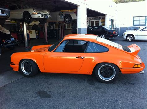 steve weiner porsche term early 911 rod project finally hits the road