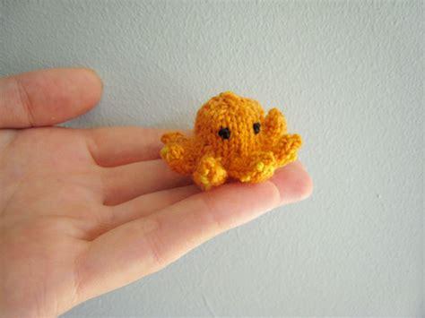 tiny tiny tiny octopus mochimochi land