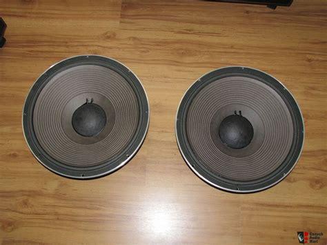Speaker Jbl 15 Inch jbl 2235h pro series 15 inch woofers mint condition