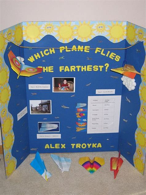 How To Make Paper Science Project - paper airplane science experiment recent photos the
