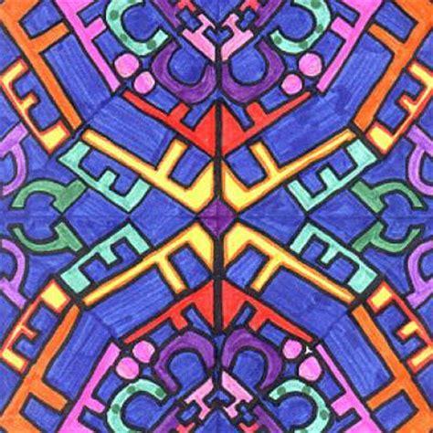 pattern name art name symmetry grade school tip junkie
