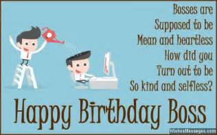 Birthday wishes for boss quotes and messages sms text messages