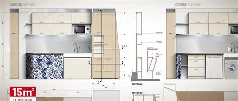 Charmant Amenager Une Chambre De 9m2 #5: illustration-d%C3%A9coration-studio-15m2.jpg