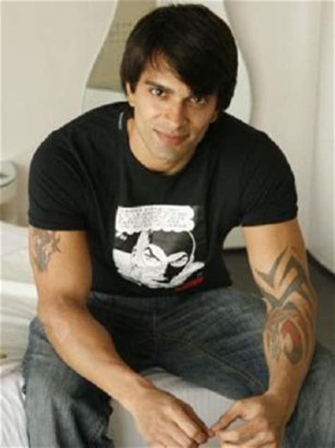karan singh grover left arm tattoo tattoo from itattooz