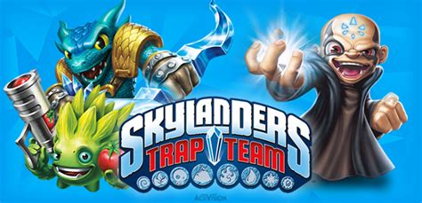 skylanders trap team xbox one review trap villains and