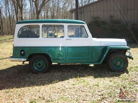 Willys Jeep Wagon For Sale 1958 Willys Jeep Wagon For Sale Html Autos Weblog