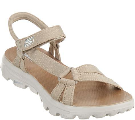 skechers go walk sandals skechers go walk move quarter sandals riverwalk
