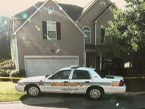 Union County Nc Sheriff Warrant Search One Dead Another Injured After Union County