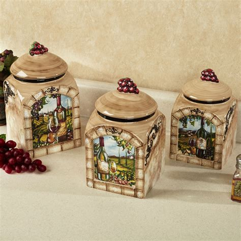 kitchen canister sets ceramic best kitchen canister sets all home decorations