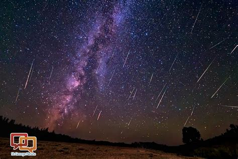 Meteor Shower October 8 by Draconids Shine 1st Of 2 October Meteor Showers St