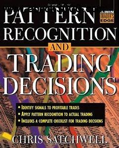 Pattern Recognition And Trading Decisions By Chris Satchwell | chris satchwell pattern recognition and trading