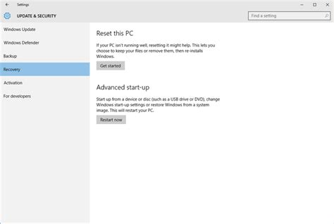 factory reset a laptop how to pc advisor how to factory reset windows 10 remove bloatware in