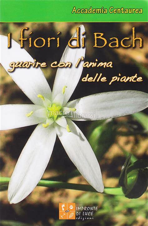 libro i fiori i fiori di bach libro accademia centaurea