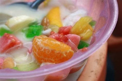 cara membuat es buah bandung resep sop buah segar bandung info resep masakan