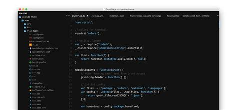 theme sublime text 3 php 10 beautiful free themes for sublime text
