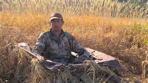 layout hunting tips tips for hunting from a layout blind youtube