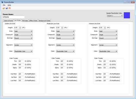 online themes builder theme builder download