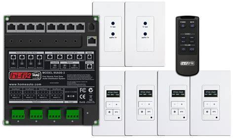 hai home automation 95a003 includes hi fi 2 4x4 board