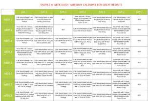 Exercise chart for weight loss healthy women blog