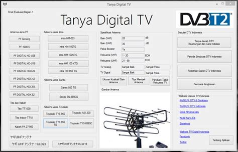 Digital Untuk Tv Digital Tv Aplikasi Untuk Membantu Menemukan Antena Tv Yang Tepat Winpoin