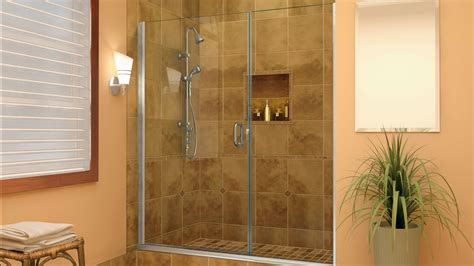 shower doors for bath agalite shower bath enclosures the focal point of