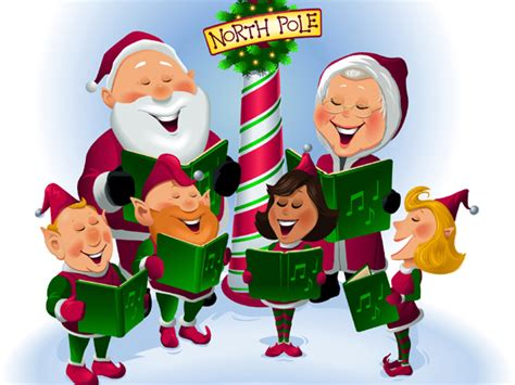 2016 christmas carols pictures